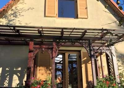 Fenstertausch und neue Fensterläden Einfamilienhaus Kapfenberg