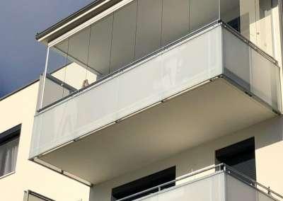 Balkonverbau Bruck an der Mur