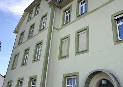Fenstertausch Mehrfamilienhaus Kindberg