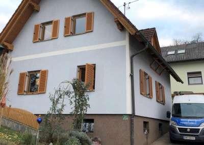Fenstertausch Einfamilienhaus Mürzhofen
