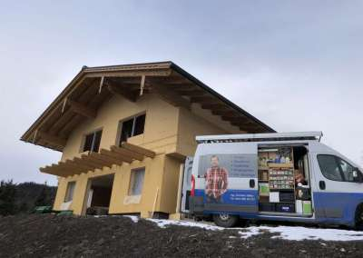 Einfamilienhaus – St. Johann